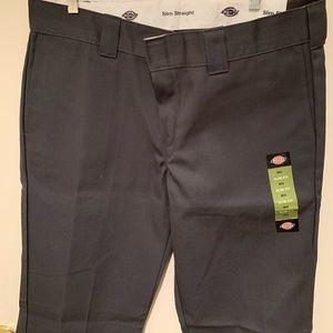 Dickies slim straight pants